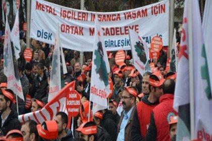 Metal işçileri birleşti: 2 farklı konfederasyona bağlı 200 bini aşkın metal işçisi tarihi bir anlaşmaya imza attı