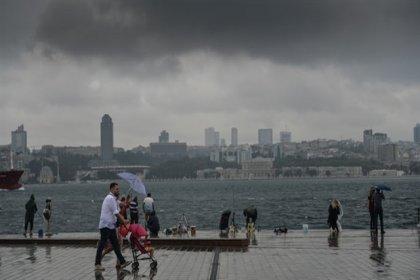 Meteoroloji'den hava durumu uyarısı; Yağmur, dolu, fırtına...