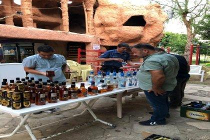 Mezitli Belediyesi zabıta ekipleri kaçak içki denetimlerini artırdı