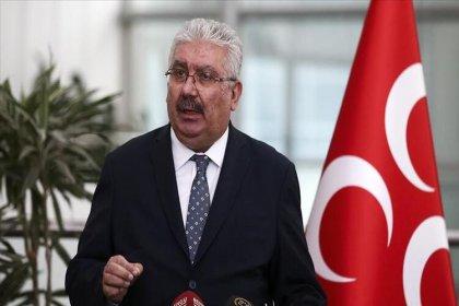 MHP'den 'Gelecek Partisi'ne ilişkin açıklama