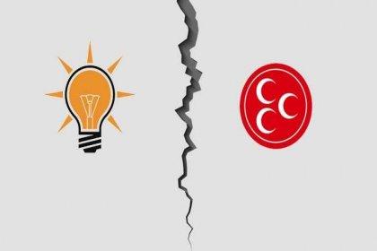 MHP'liler CHP'nin adayına oy verdi, Cumhur İttifakı bozuldu!
