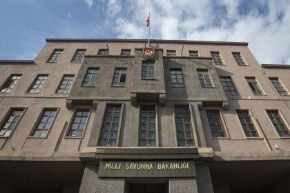 Milli Savunma Bakanlığı: ABD'nin İdlib'e yönelik operasyonu öncesinde askeri makamlar arasında bilgi alışverişinde bulunuldu