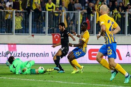 MKE Ankaragücü, Beşiktaş ile 0-0 berabere kaldı