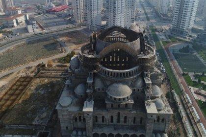 Mühendisin hayatını kaybettiği cami inşaatında usulsüzlük