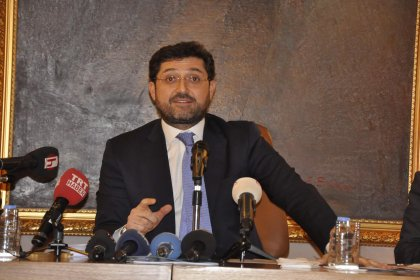 Murat Hazinedar basın toplantısı yapacak