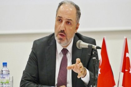 Mustafa Yeneroğlu'dan Ahmet Davutoğlu'na destek