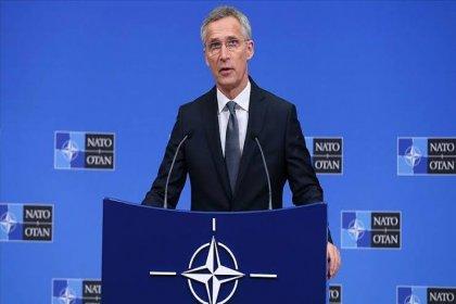 NATO: Barış Pınarı Harekatı gerilimi artırma riski içeriyor