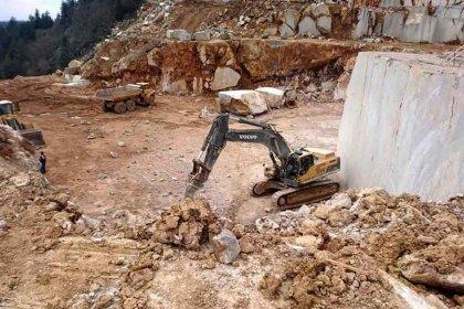 Niğde'de maden ocağında iş cinayeti