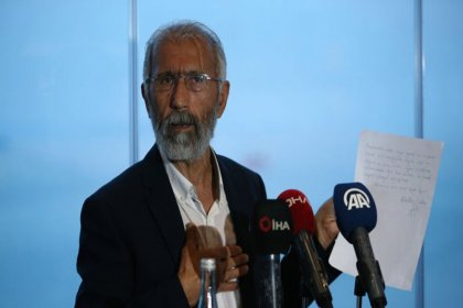 Öcalan'ın mektubunu okuyan Özcan: Beni İmralı'ya götüren irade bu açıklamayı yapmamı istedi