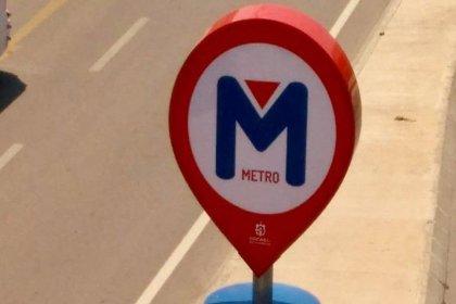 Olmayan metroyu bakanlığa devrettiler