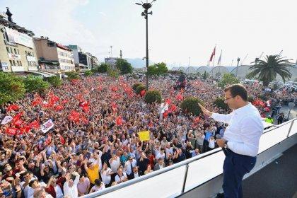 """""""Ordu Valisi'nden İmamoğlu'na: Mitingi erken bitirin yoksa müdahale ederiz"""""""