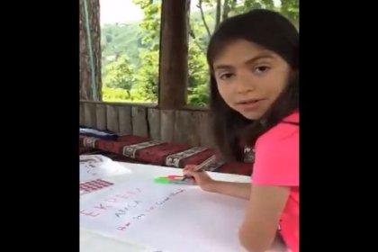 Ordulu küçük kızdan Ekrem İmamoğlu'na çağrı: Masraf yapmasın gelsin bizim köyde yemeğini yesin
