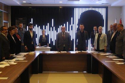 Orta Edirne Katı Atık Yönetim Birliği (OREKAB)'nin ilk toplantısı gerçekleşti