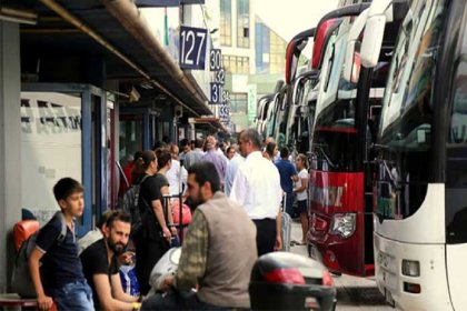 Otobüs biletlerine bayram tarifesi: Zamlı fiyatlar dudak uçuklatıyor!