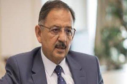 Özhaseki: Ankara'da partiler arasında şirketlerin paylaşıldığı gibi birtakım duyumlar alıyoruz