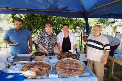 Özlem Çerçioğlu'ndan Çakırbeyli Köy Pazarı'na ziyaret
