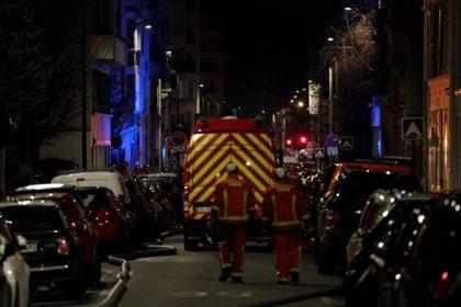 Paris'te yangın faciası: 7 kişi yaşamını yitirdi, 28 kişi yaralandı