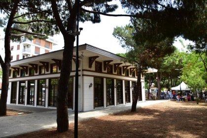 Pendikliler, Bosnalı Şehit Çocuklar Parkı'nda kütüphane istedi