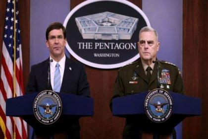 Pentagon: Bağdadi operasyonunda iki kişiyi canlı ele geçirdik
