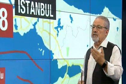 Prof. Naci Görür'den önemli uyarı: 5.8 büyüklüğündeki deprem, büyük depremi öne çekti