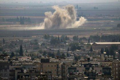 Resulayn'da YPG'ye ait cephanelik ele geçirildi