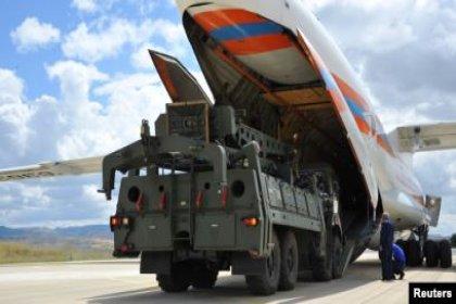 Reuters: ABD, S-400 için Türkiye'ye baskı yapmaya devam ediyor