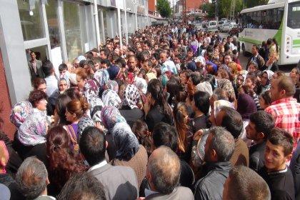 Rize'de 10 kişilik işe 12 bin 571 kişi başvurdu