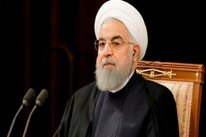 Ruhani: ABD ve İsrail'in baskısına boyun eğmeyeceğiz
