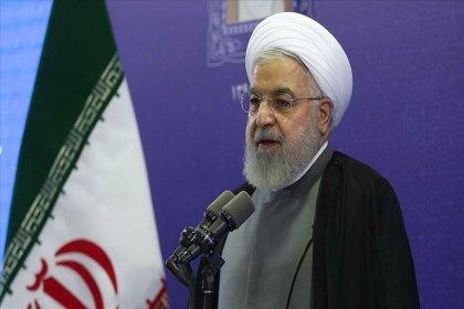 Ruhani: ABD yaptırımları kaldırırsa görüşmelere açığız