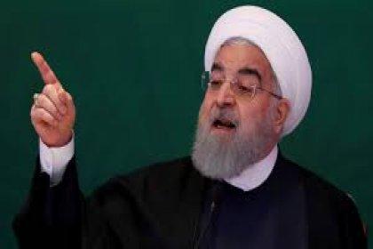 Ruhani: ABD'nin yaptırımları insanlık suçu işliyor