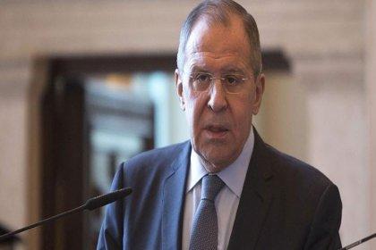 Rusya Dışişleri Bakanı Lavrov: Türkiye muhaliflerle teröristleri ayırt edemiyor