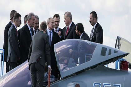 Rusya: Türkiye ile Su-35 ve Su-57 görüşmeleri başladı