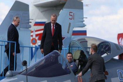 Rusya: Türkiye Su-35'e ilgi duyarsa Moskova bu seçeneği değerlendirmeye hazır