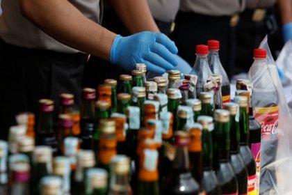 Sahte içkiden ölenlerin sayısı 22'ye yükseldi