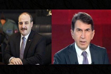 Sanayi Bakanı Mustafa Varank'tan Türkiye yazarı Fuat Uğur'a tekzip: Amacının açık bir tetikçilik faaliyeti olduğu aşikar