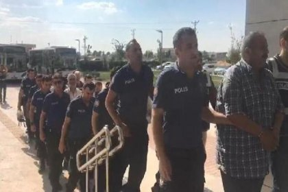 Şanlıurfa merkezli 11 milyon liralık dolandırıcılığa 98 tutuklama