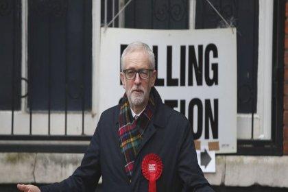 Seçimi kaybeden İngiltere İşçi Partisi lideri Corbyn: Sorumluluğumu kabul ediyorum