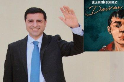 Selahattin Demirtaş'ın yeni öykü kitabı ''Devran'' çıktı