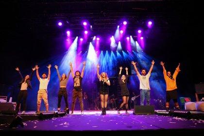 Sertab'ın Müzikali, bu kez 'eğitimde fırsat eşitliği' için sahnede