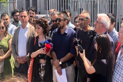SETA'nın fişlediği gazeteciler suç duyurusunda bulundu