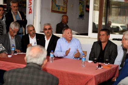 Seyhan Belediye Başkanı Akay: Kırsal kalkınmayı Seyhan'dan başlatacağız