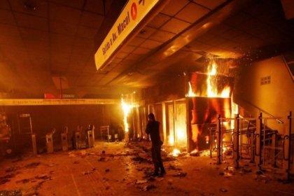 Şili'de metro zammı protestoları: Başkent Santiago'da OHAL ilan edildi