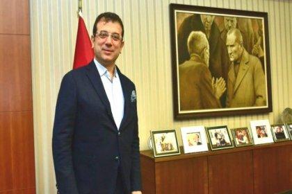Sinan Meydan'dan İmamoğlu'nun makam odasındaki tabloyla ilgili açıklama: Atatürk'ün o fotoğrafta dinlediği köylü Fetullah'ın dedesi değil