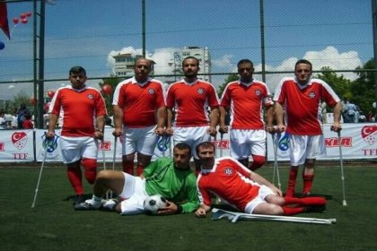 Şişli Yeditepe Engelliler Spor Kulübü, TSK Rehabilitasyon Merkezi Engelliler Spor Kulübü'nü konuk ediyor