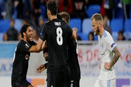 Slovan Bratislava 4-2 Beşiktaş