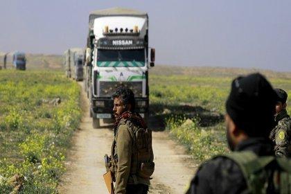 Soçi mutabakatına uyma kararı alan DSG sınırdan çekilmeye başladı
