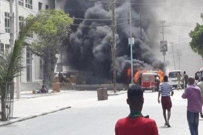 Somali'de Türk mühendis aracına konulan bombanın infilak ettirilmesi sonucu hayatını kaybetti