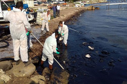 Son 2 yılda denizleri kirleten 204 tesise 12 milyon lira para cezası verildi