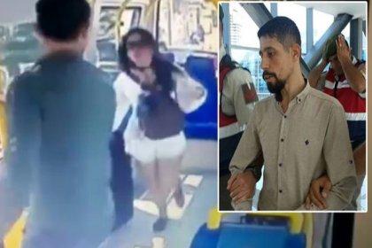 Şort giydiği için minibüste saldırıya uğramıştı, sanık 5 ay 25 gün hapis cezasına çarptırıldı