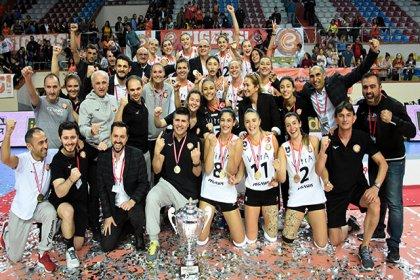 Spor Toto Şampiyonlar Kupası Eczacıbaşı VitrA'nın